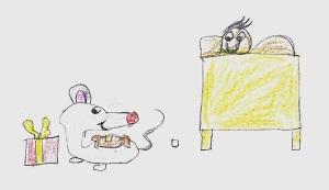 roedores navideños