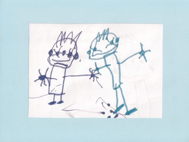Mi hermano y yo, por el Primer Sol (2009)