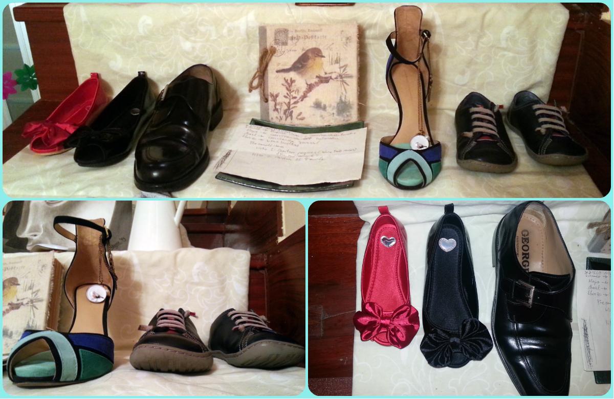 El moodboard que no quer a salir refamilia y otros enredos - Zapatos collage ...