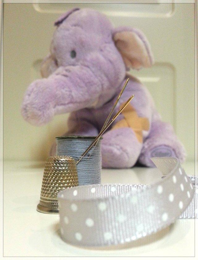 elefante tras análisis