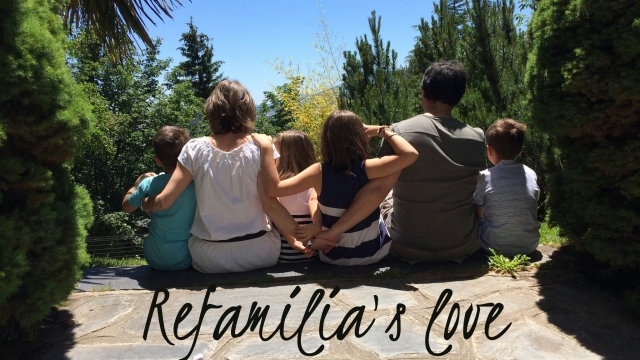 Refamilia in love